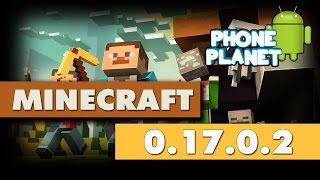Minecraft PE 0.17.0.2 Обзор - СТРИМ - PHONE PLANET