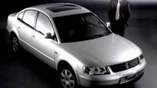 Comercial VW Passat 1998 - Lançamento do 3B  - Alemão