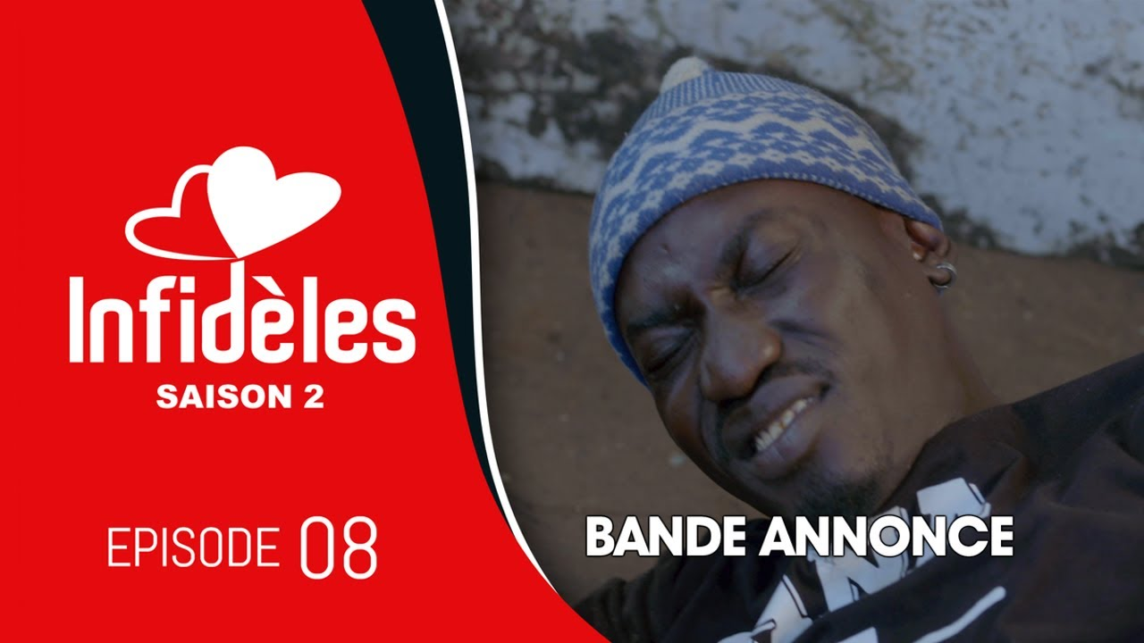 INFIDELES - Saison 2 - Episode 8 : la bande annonce