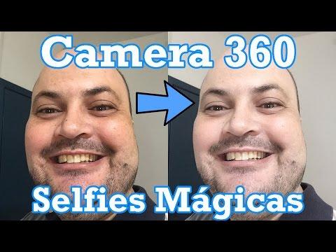 Camera360 Ultimate - Melhore suas Fotos - Dicas E01 (PT)