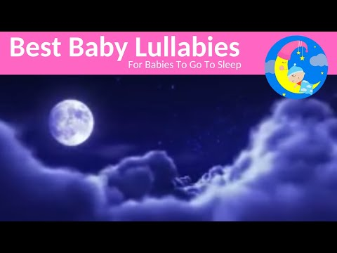 💕4 HOURS 💕What Music Lullaby Songs Can I Sing To My Baby to Relax At Bedtime