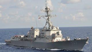 USS Gravely (kabel eins Doku)