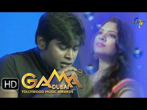 Daimond Girl Song - Geethamadhuri,Deepu Performance in ETV GAMA Music Awards 2015 - 20th March 2016