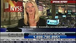 Save your home now and avoid foreclosure with loan modifications