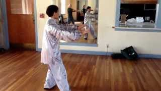apr 16 2013 yang style tai chi 88 form first 17 moves