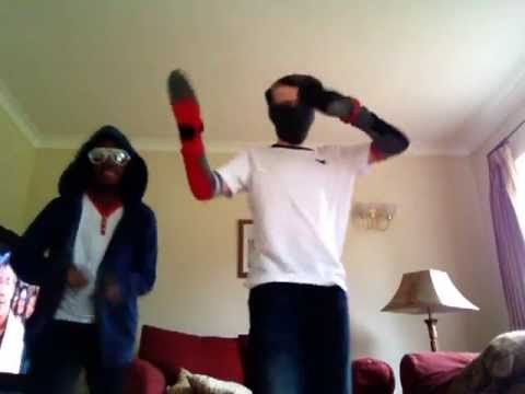 Harlem shake by Jonny Lewis and Ross sharpe