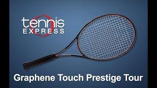 HEAD Graphene Touch Prestige Tour Tennis Racquet Review | Tennis Express