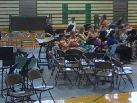 Perryville Middle School 2011 7th Grade Band Concert