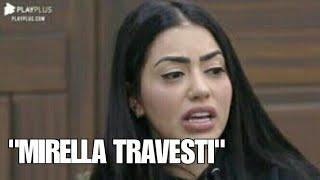 Mirella é comparada a um travesti por Luiza Ambiel - A Fazenda 12
