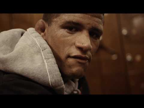 UFC Lightweight Gilbert 'Durinho' Burns | Every time I want to quit, I remind myself of my kids.'