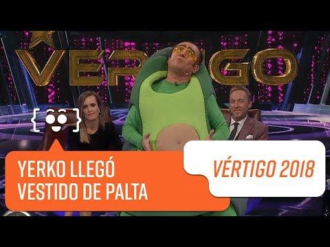 Yerko llegó vestido de palta   Vértigo 2018: Más contenido de Vértigo en: http://www.13.cl/programas/vertigo-t6  • Facebook: https://www.facebook.com/VertigoCanal13  • Twitter: https://twitter.com/vertigocanal13  • Instagram: https://www.instagram.com/vertigoc13/