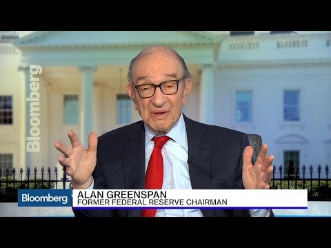 Alan Greenspan Is 'Nervous' Bond Prices Are Too High
