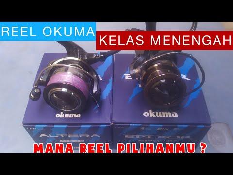 Fishing Reel Okuma : Epixor EPXT & Altera