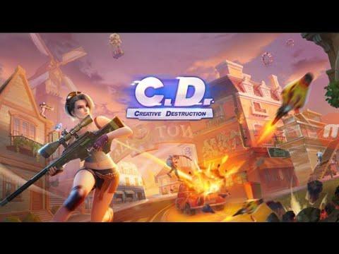 Creative destrution: se me sale del juego