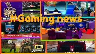 Tech #Gaming News-REAL CRICKET18 auction,WCB New update,Asphalt 9 legend, Fortnite battle game