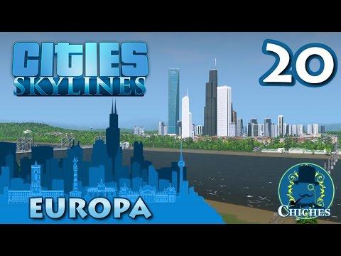 Cities Skylines - Europa - #20 en español