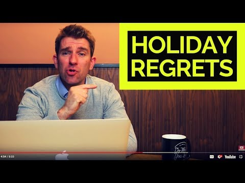Reasons To Avoid Holiday Trading / When Not To Trade 🚫
