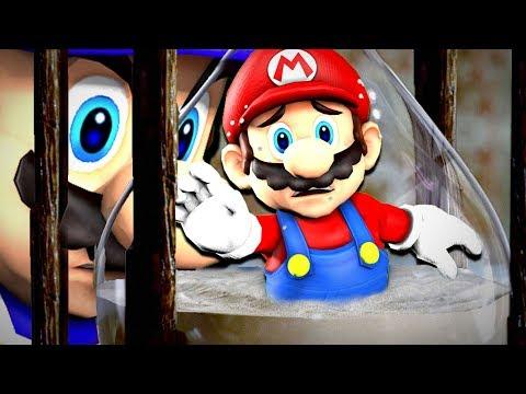 SMG4: Marios Late!