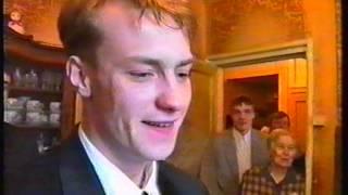 1998. Свадьба Виталия Сергеевича.