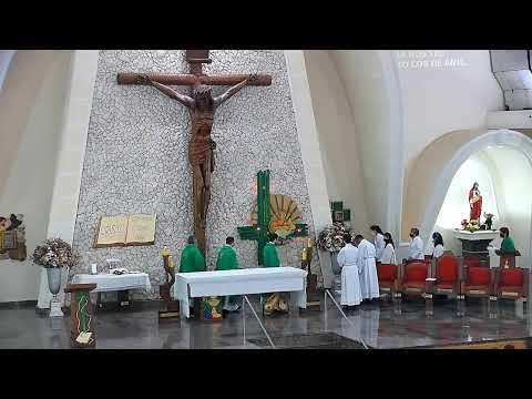 Santa Missa - 18/10/2020 - 8h - Pe. Bruno