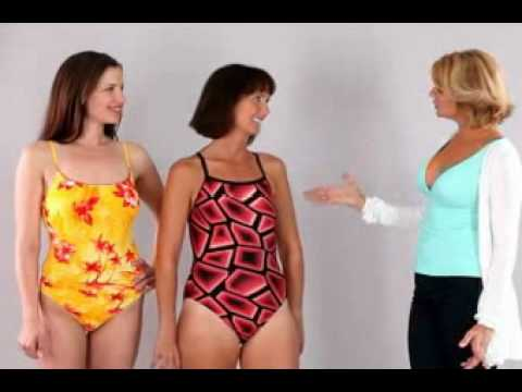 743ce506c2 Cyberswim Miraclesuit Swimsuits: Mother - Daughter Makeovers - YouTube
