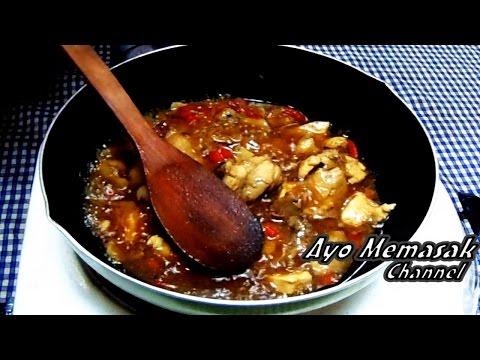 resep dan cara memasak ayam kecap simpel enak doovi