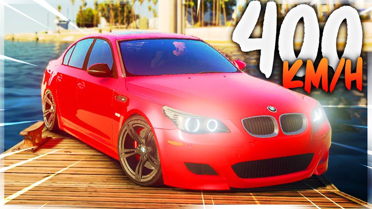 BMW-ul CE PRINDE 400KM/H SAU MAI MULT?!