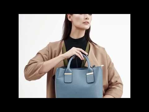Verapelle Asia: Adria Bag in Blue
