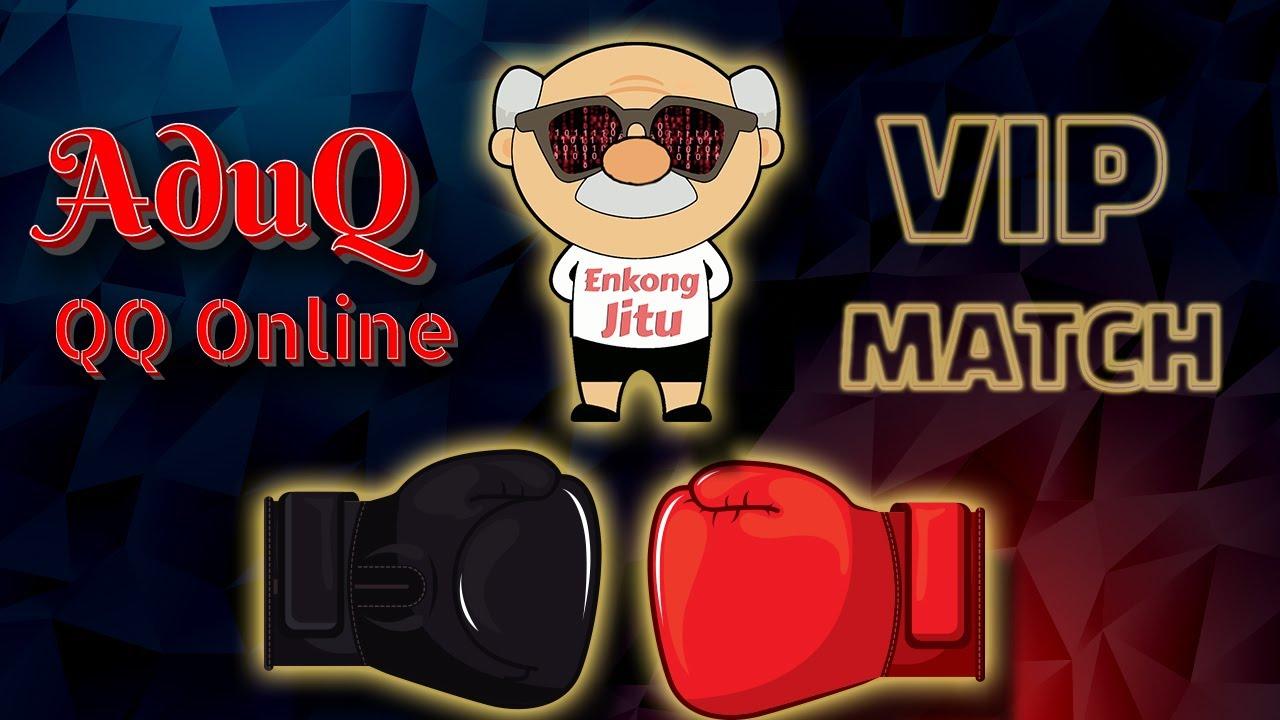 Aduq Qq Online Vip Match Ruangqq Youtube