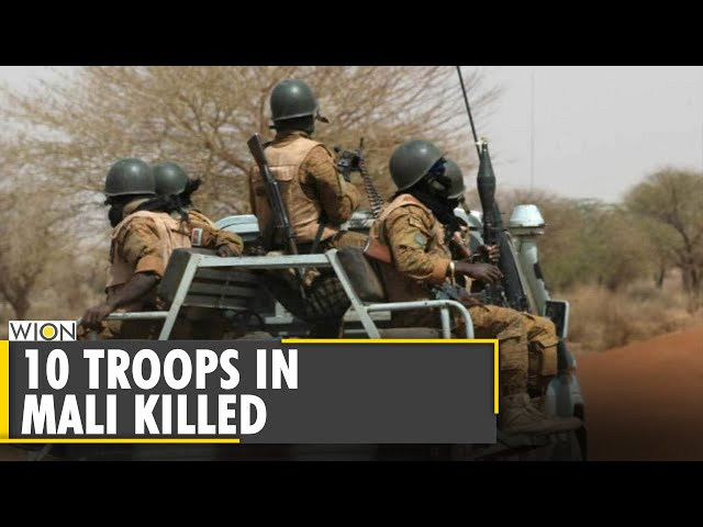 Sources: Troops attacked by heavily armed terrorists in Mali   World News