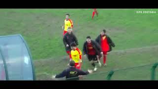 Смешные моменты в Красная карточки футболе