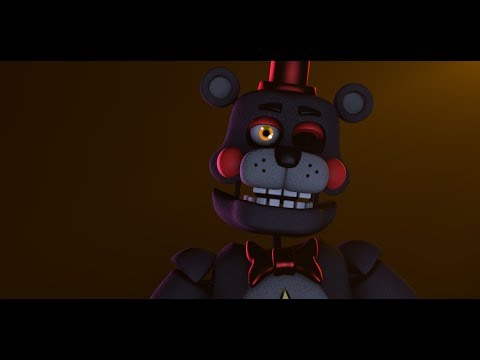 [SFM|FnaF 6] Lefty jumpscare