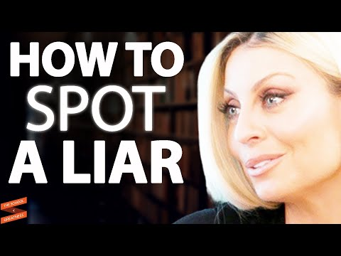 SECRET SERVICE AGENT Reveals The 3 QUESTIONS To Get The TRUTH OUT OF ANYONE! | Evy Poumpouras