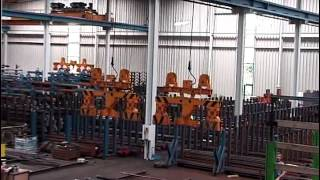 Кран мостовой магнитный для предприятия Eisen Schmitt.(Кран мостовой магнитный г/п 4 тонны для предприятия Eisen Schmitt., 2013-11-01T15:19:41.000Z)