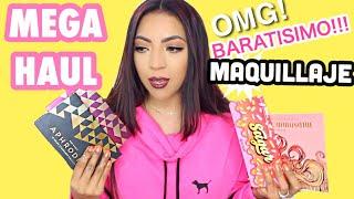 SUPER COMPRAS DE MAQUILLAJE BARATO!! MUCHOS DUPES!! ♥BeautybyNena