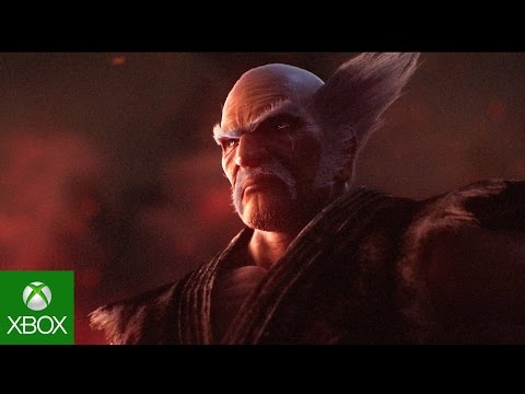 TEKKEN 7 - Rage and Sorrow Trailer