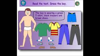"""Английский язык. Урок по теме: """"Одежда"""". 5 класс.Учитель Моисеева Л.С."""