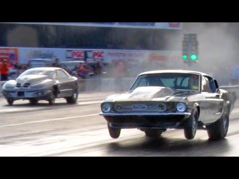"Twin Turbo ""ELEANOR"" GT500 Mustang!"