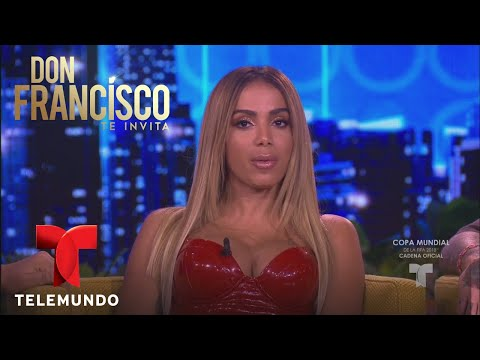 Anitta com con J Balvin en Don Francisco Te Invita  Don Francisco Te Invita  Entretenimiento