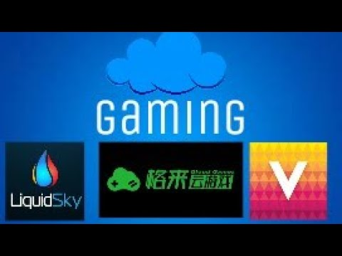 Top 3 cloud gaming apps!!!