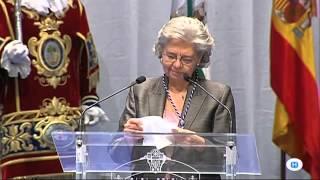 HUELVA .ENTREGA DE LA MEDALLA DE LA CIUDAD A LA EDUCACIÓN