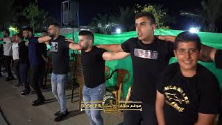 عمر زيدان و مصطفى عزام | افراح ال محاميد | العريس تيسير | معاويه 2021