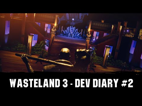 Wasteland 3 Dev Diary #2 - The World, Story & Characters [NA]