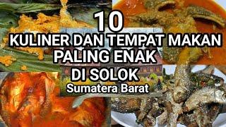 Download lagu 10 KULINER DAN TEMPAT MAKAN PALING ENAK DI SOLOK I Kuliner Sumatera Barat