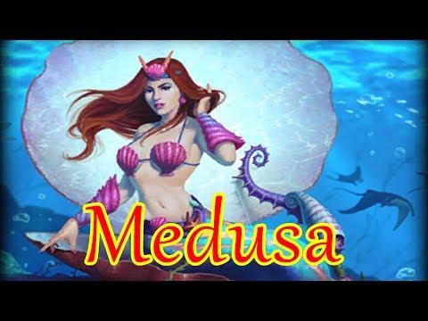 SMITE Medusa ADC Ability build ~ Toxic masculinity edition!