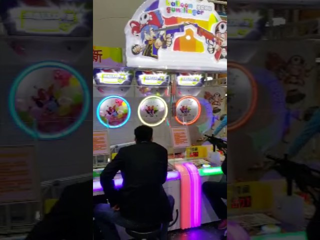 balloon gunsling 4player