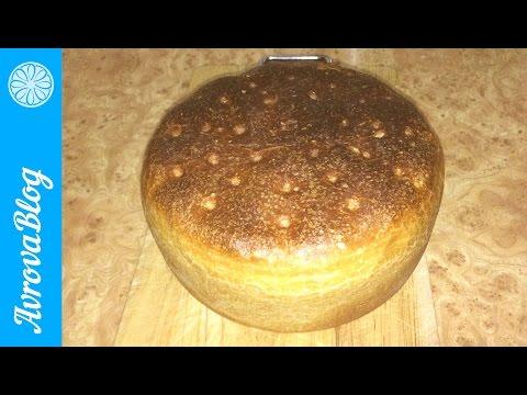 Белый хлеб на