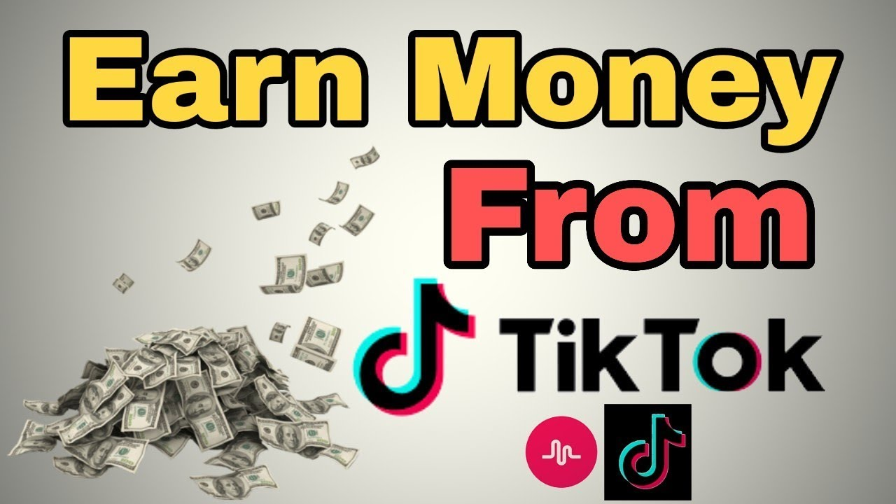 Image result for earn money tik tok