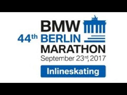 44th BMW Berlin Marathon Inline Skating 2017