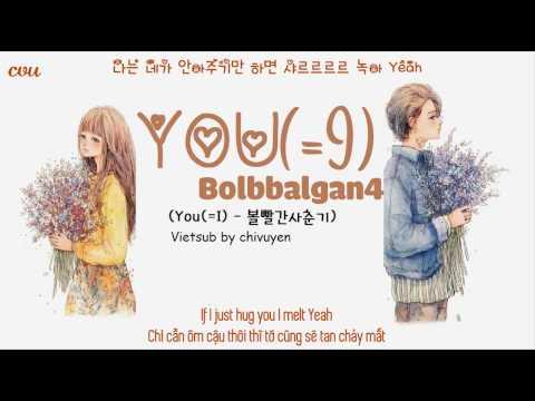 [Vietsub + Engsub + Hangul] Bolbbalgan4 (볼빨간사춘기) -  You (=I)